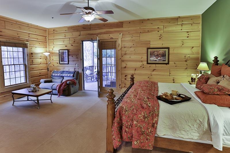 Big House Mountain Room